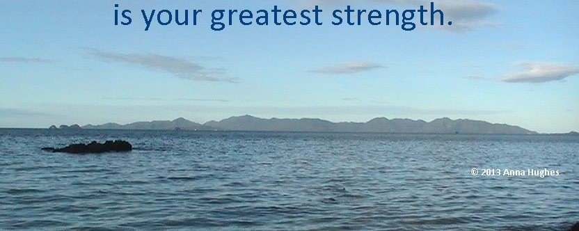 Life Strategy. Your Vulnerability is Your Greatest Strength