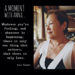A Moment with Anna - Looking from Inside Out